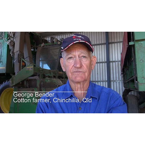 CSG Victim - George Bender
