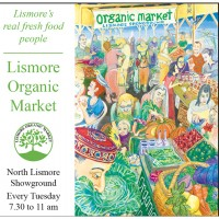 History of the Lismore Organic Farmers Market
