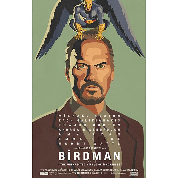 Birdman - 08 August