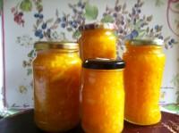 Lazy Girl's Blender Marmalade