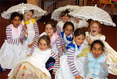 Local Primary Schools will 'wow' us with dance and movement items ...