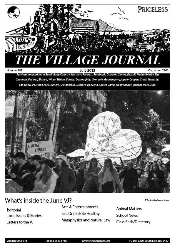 Village Journal 288