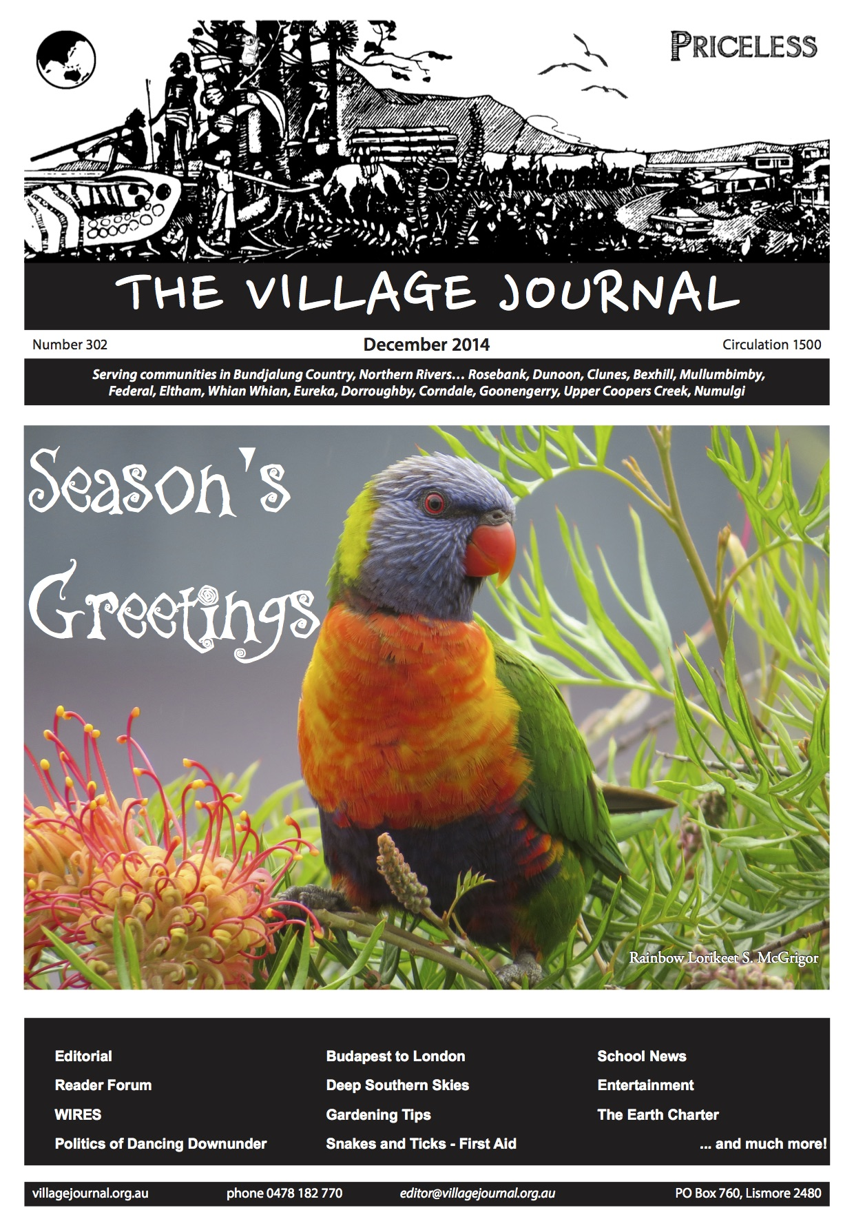 Village Journal 302