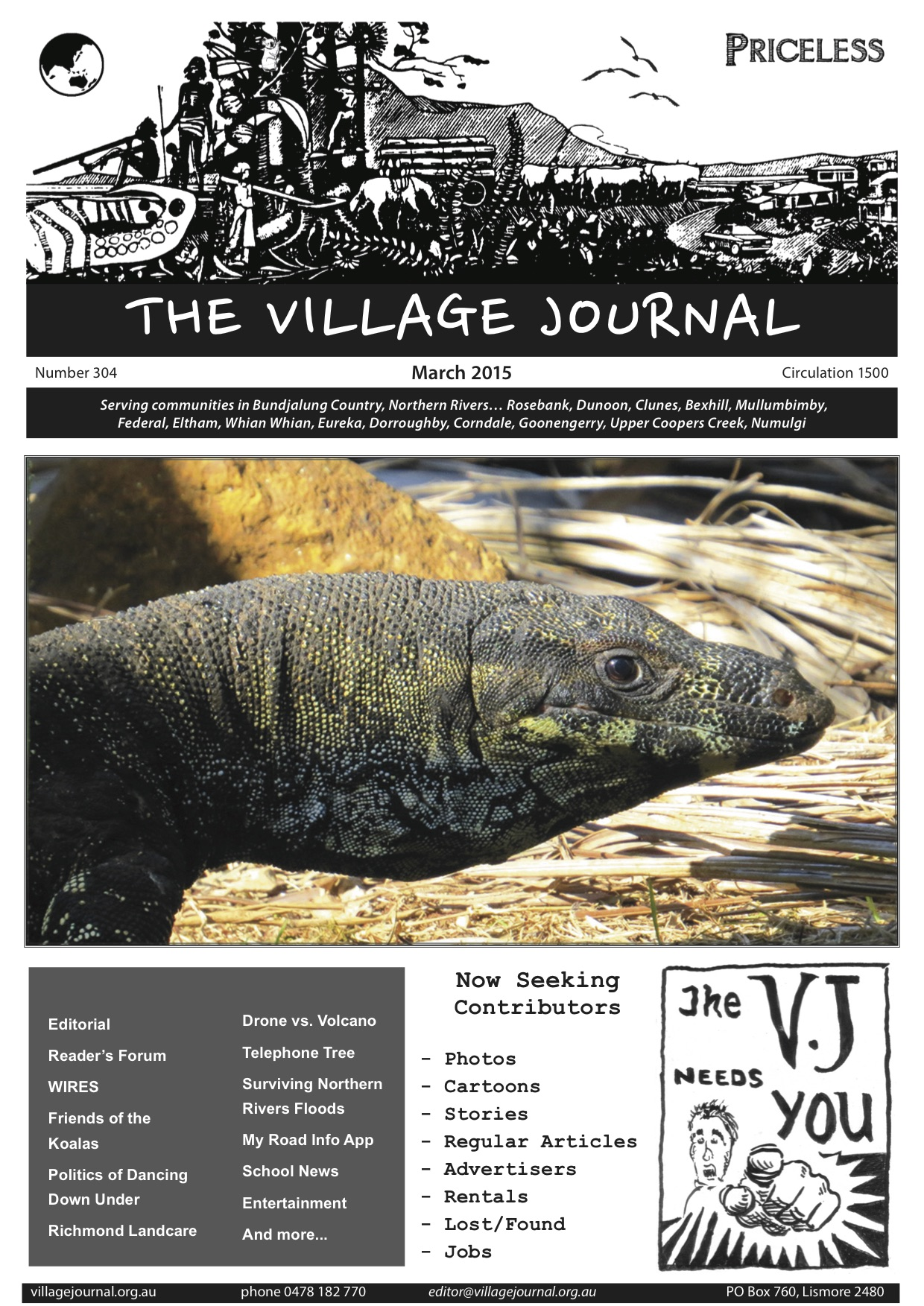 Village Journal 304