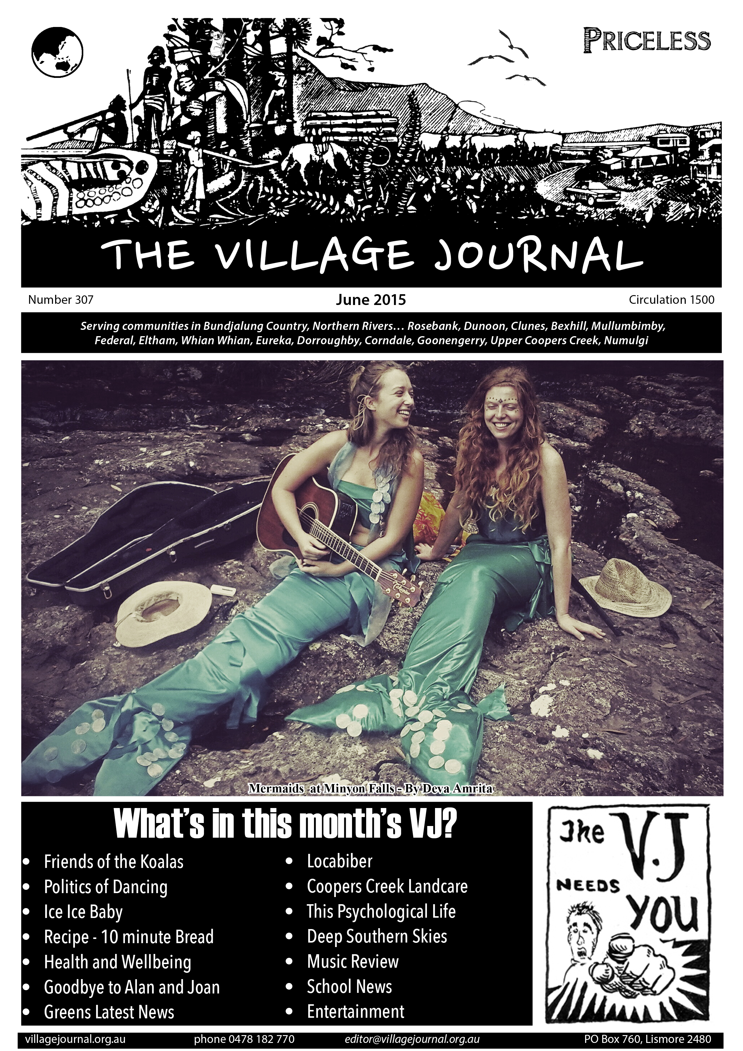 Village Journal 307