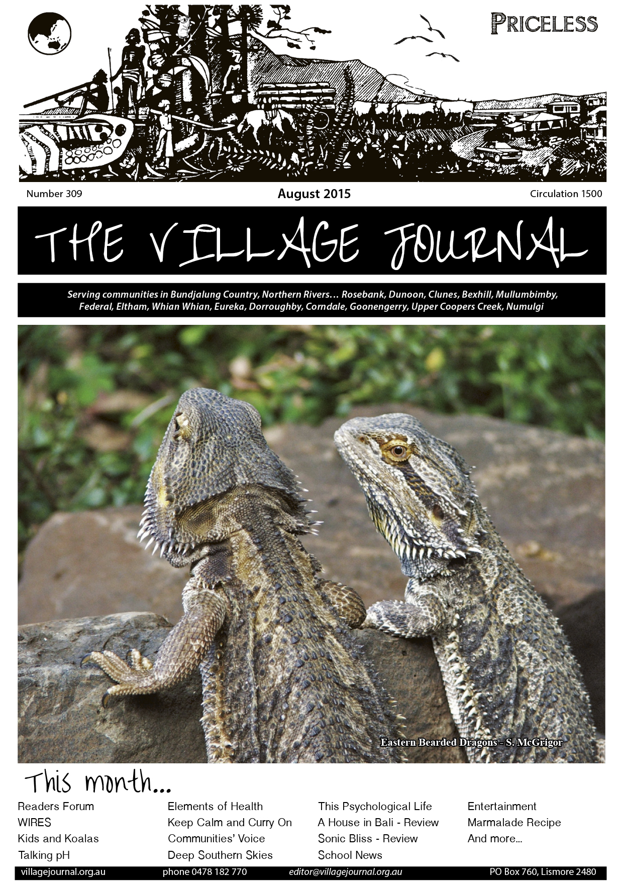 Village Journal 309