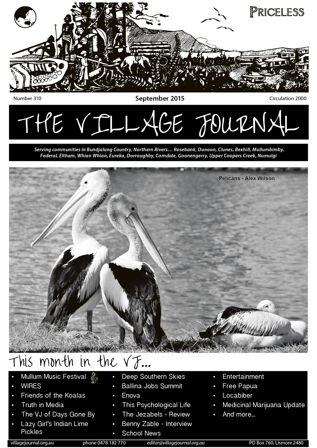 Village Journal 310